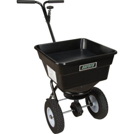 Broadcast Spreader - 16, 000 sq. ft. - 100 lbs. Capacity