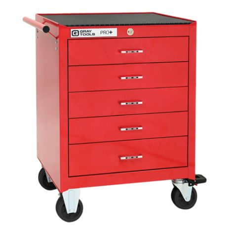 PRO+ Series Roller Cabinet - 5 Drawers
