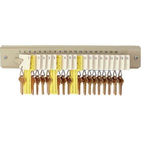 Key Racks - Key Capacity: 20