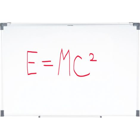 """White Boards - Height: 24"""" - Width: 36"""" - Style: Non-Magnetic - Case/Qty: 4"""