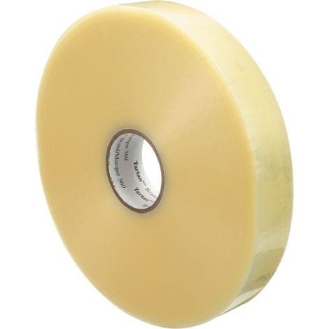 "3M™ Box Sealing Tapes - Brand: 369 - Dimensions: 48 mm x 1828 m/2"" x 5995' - Qty/Case: 4"