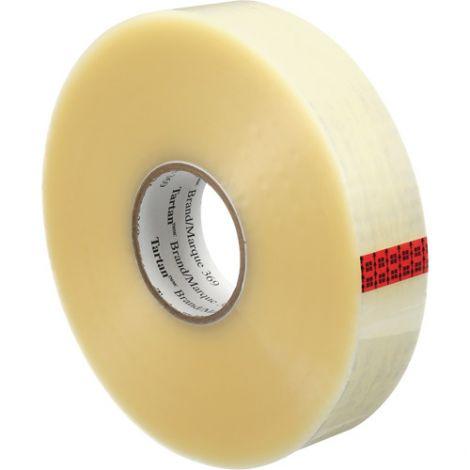 "3M™ Box Sealing Tapes - Brand: 369 - Dimensions: 48 mm x 914 m/2"" x 2997' - Qty/Case: 6"