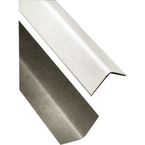 "Edgeboard Corner Protectors - Length: 42"" - Leg: 2.5 x 2.5"" - 4 PRE-BUNDLED PACKS = 80"