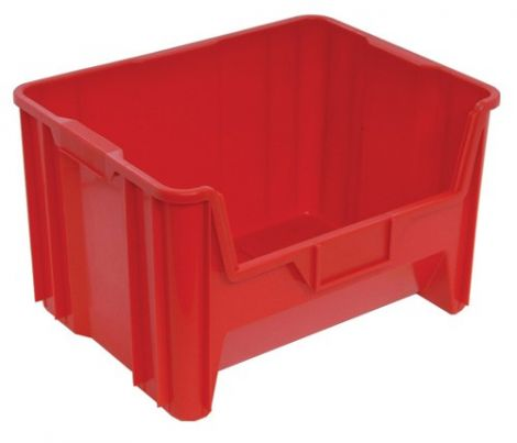 """Giant Stacking Containers - Outside Width: 19-7/8"""" - Outside Depth: 15-1/4"""" - Case/Qty: 6"""