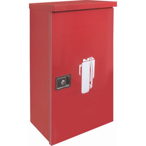 """Heavy-Duty Outdoor Extinguisher Cabinets - Inside Dimensions: 14""""W x 10""""D x 28""""H"""