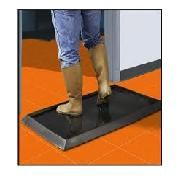 Foot Sanitizing Mat - Width: 2-2/3' - Length: 3-1/4'