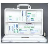 Ontario Regulation First Aid Kits - FIRST AID KIT: SEC. 9, 6 - 15 WORKERS -Container Type: 36-unit Metal
