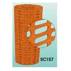 Quest Brands® Safety & Snow Fence - Heavy Duty Oval Flat Profile