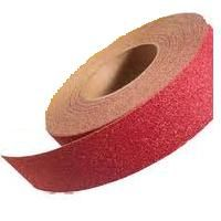 Anti-Skid Tape - Colour: Red - Case/Qty: 4 Rolls