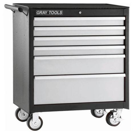 Roller Cabinet - 6 Drawer