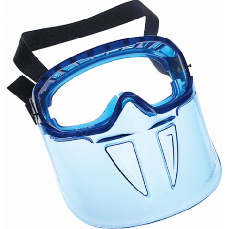 Jackson Safety* V90 Shield* Goggles - Lens Tint: Clear - Case/Qty: 6