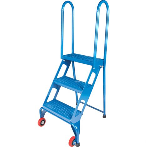 Portable Folding Ladders -No. of Steps: 3