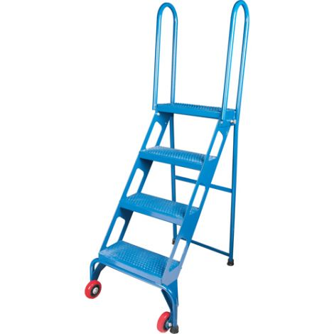 Portable Folding Ladders - No. of Steps: 4