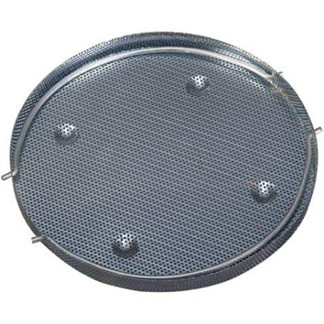 Bench Cans - Optional 24-Gauge Parts Basket