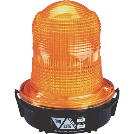 Warning Lights - Colour: Amber - Voltage: 48 - Light Pattern: Flashing