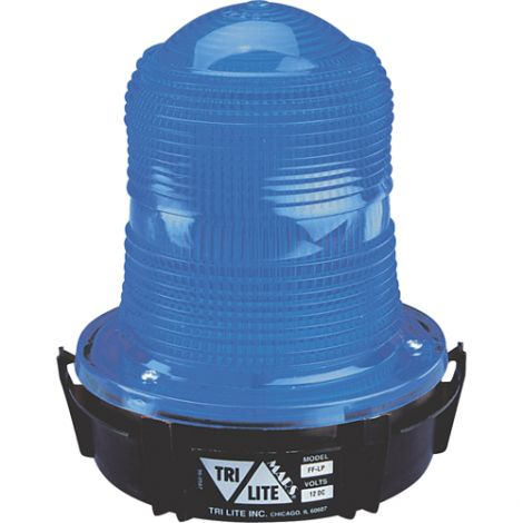Warning Lights - Colour: Blue - Voltage: 36 - Light Pattern: Flashing