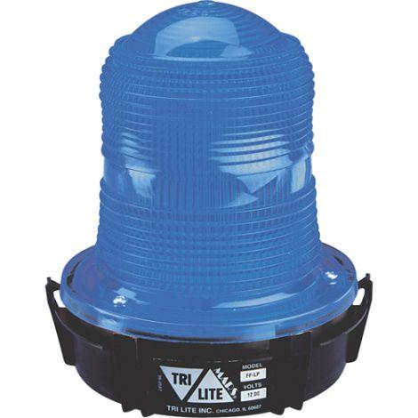 Warning Lights - Colour: Blue - Voltage: 24 - Light Pattern: Flashing