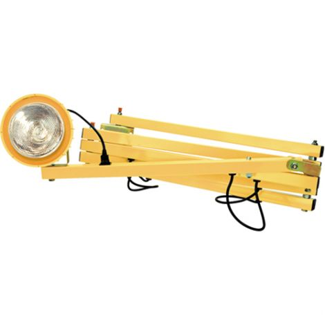 """Dock Light - Extended Arm Length: 90"""" - Head Type: Polycarbonate"""