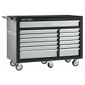 "Roller Cabinet - 13 Drawer - Overall Depth: 34"" - Overall Width: 53"""