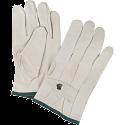 Grain Cowhide Ropers Gloves - Size: Medium