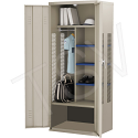 All-Welded Deluxe Gear Locker - Base Model - Colour: Beige - Ships Free