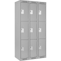 Assembled Clean Line™ Economy Lockers - Basic Style - Ships Free
