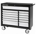 "Roller Cabinet - 13 Drawer - Overall Depth: 19"" - Overall Width: 42"""