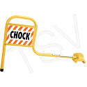 Rail Chocks - No. of Chocks: 1 - Rail Type: Exposed Rail