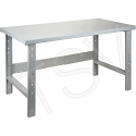 """Pre-Designed Workbenches - Configuration: Top & Legs Only - Height: 34"""" - Width: 60"""""""