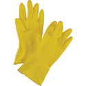 Natural Rubber Latex Gloves - 18-mil - Size: X-Large (10) - Case Quantity: 120