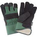 Split Cowhide Fitters Thinsulate™ Lined Gloves, 100g- Size: 2X-Large - Case Quantity: 24