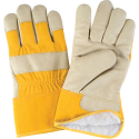 Acrylic Boa-Lined Grain Pigskin Fitters Gloves - Size: 2X-Large - Case Quantity: 24