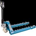 Heavy-Duty Hydraulic Pallet Truck - Capacity: 6600 lbs.