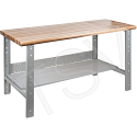 """Pre-designed Workbenches - Capacity: 2500 lbs. - Configuration: Shelf - Height: 34"""" - Width: 60"""""""