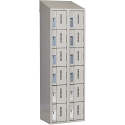 All-Welded Concord™ Heavy-Duty Lockers - Bank of 2 - Colour: Grey