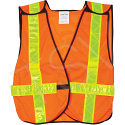 Traffic Vests - Size: Medium - Case/Qty: 12