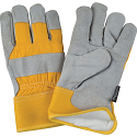 Split Cowhide Fitters Thinsulate™ Lined Gloves, 100g - Size: Medium - Case Quantity: 24