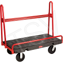 "A-Frame Panel Trucks - Overall Dimensions: 30""W x 63""L x 45""H"