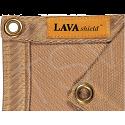 Silica Lavashield™ Welding Blankets - Size: 6'W x 6'L