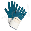Heavyweight Nitrile Coated Safety Cuff Gloves, Palm Coated - Size: X-Large (10) - Qty: 48