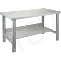 """Pre-designed Workbenches - Configuration: Shelf - Height: 34"""" - Width: 60"""""""