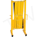 Expandable Barriers - Material: Steel/Aluminum