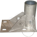 Innova™  XTIRPA™  Confined Space Rescue Systems - Stainless Steel Base