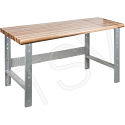 """Pre-designed Workbenches - Capacity: 2500 lbs. - Configuration: Top & Legs Only - Height: 34"""" - Width: 60"""""""