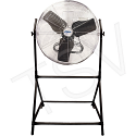 """24"""" Roll-About Air Fan - Type: Cart Mounted"""