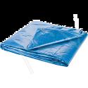 Polyethylene Tarpaulins - Dimensions: 40'W x 60'L